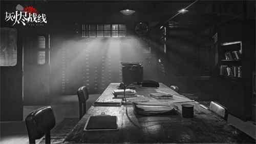 5天搭出密室 军武拟人手游《灰烬战线》只为困住局座插图
