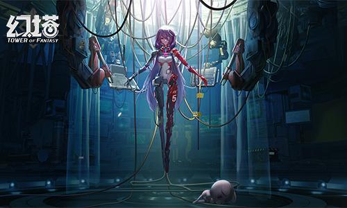 《幻塔》首测今日开启 探索沉浸式开放世界(